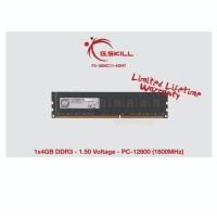 RAM GSKILL 4GB DDR3 1600MHz LONGDIMM -F3-1600C11S-4GNT Resmi origional