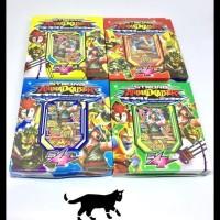 TERMURAH KARTU GREAT ANIMAL KAISER VER 4 TOP QUALITY