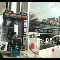 BARANG BAGUS PAKET EFEK GITAR ANDROID & PC, USB GUITAR LINK + USB OTG
