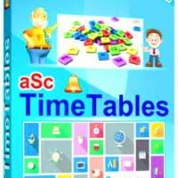 Software Schedule aSc Timetables Terbaru 2020 versi 9.1SxfxSx