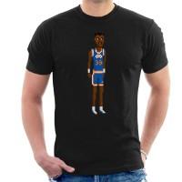 Kaos Pat Ewing Full Body Pixel T-shirt