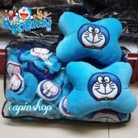 Aksesoris Bantal Mobil Doraemon Angry Bird