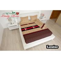 Sprei Lady Rose - LOUISE - 160x200 (Queen) - Tinggi 20cm