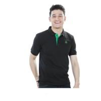 Baju bandung kaos polo shirt gaya pria Original AZZURA Distro