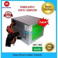 POWER SUPPLY KOMPUTER (PSU) 450 WATT NEW BEST QUALITY