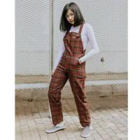 BZS ZEC - Overall Aire / Buna /Jumpsuit Wanita Celana Kodok Baju Kodok