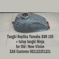 Tangki Vixion Old New model japstyle triumph XSR tutup Tangki Ninja