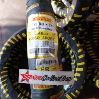 Ban Luar Pirelli Diablo Rosso Sport 70 90 Ring 17 Tubeless