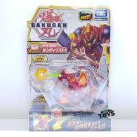 Bakugan Battle Planet 024 Cyndeous Red DX Pack Takara Tomy