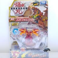 Bakugan Battle Planet 027 Hyper Dragonoid DX Pack Takara Tomy