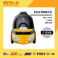 ELECTROLUX Z 1230 / VACUUM CLEANER BAGLESS / PENGHISAP DEBU / Z1230