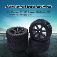 S19 ban RC buggy offroad Tires 1:10 hex 12mm