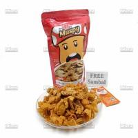 Muspy Mushroom Crispy Keripik Jamur Tiram