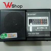 RADIO PORTABLE ASATRON R-1107 USB 3BAND