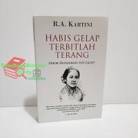 Buku Habis Gelap Terbitlah Terang R A Kartini ORI