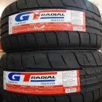BAN GT RADIAL CHAMPIRO SX2 195 50 15 RACING BALAP SEMI SLICK STOK 2020