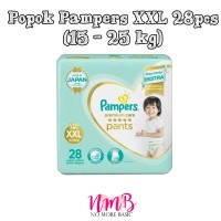 NMBHS031 - Pampers Premium Care XXL XXL28 - Popok Bayi