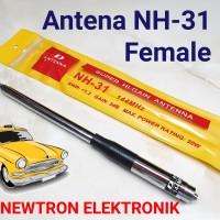 Antena HT NH31 Female Baofeng Pofung uv5r uv82 weierwei alinco kenwood
