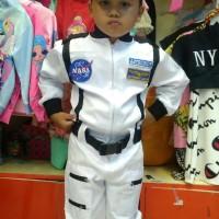 kostum astronot anak / kostum profesi