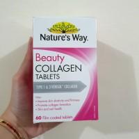 nature's nature natures way collagen kolagen beauty type 1 3 60 tabs