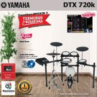 Drum Elektrik Yamaha DTX720 / DTX720K / DTX 720 / DTX 720K / DTX-720K
