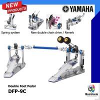 YAMAHA DOUBLE FOOT PEDAL DFP9C / DFP 9C ORIGINAL NEW