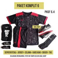 paket lengkap sepatu futsal komplit6 termurah terbaru - 39