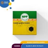 NPP RUMAH MANGKOK KAMPAS GANDA OTOMATIS BLADE FI REVO 110
