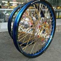 Velg TDR Sepaket - Motor Matic Ring 17 Mio - Nouvo - Xeon - Fino