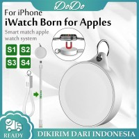 Charger Apple Watch iWatch 1-4 Keychain USB Magnetic Charging Wireless