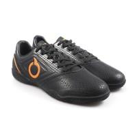 Sepatu Bola Ortuseight 100% Original Genesis In (Black Ortrange)