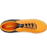 Sepatu Bola Ortuseight 100% Original Blitz Fg (Ortrange Black)