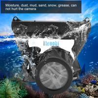 Tteoobl Waterproof Dving Case Bag 20M for DSLR Camera