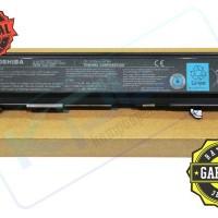 original Battery Baterai Batre Laptop Toshiba Satellite Original A80