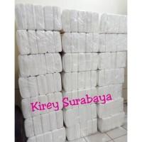 Bahan Tissue Basah tapi Kering - Good Quality - Tebal - 2ply Terjamin