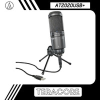 Audio Technica AT2020USB + AT2020 USB + Cardioid Condenser Microphone