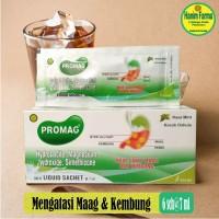 Promag Liquid (cair), mengatasi Maag & Kembung, 6 sch@box