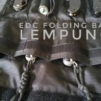 tas pisau lipat - edc folding bag