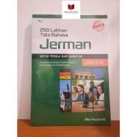 Buku Grammar 250 Latihan Tata Bahasa Jerman untuk Pemula dan Lanjutan