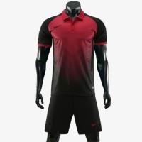 Baju bola Setelan Jersey Futsal Gradeori Import SepakBola Nk 06