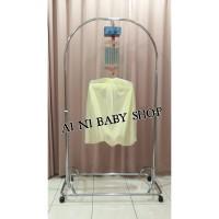 Paket Ayunan Listrik Bayi Portable Polar Timer