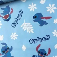 wallpaper stiker motif stitch