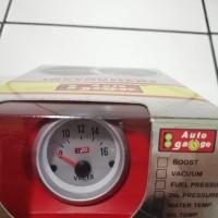 volt meter auto gauge berkualitas