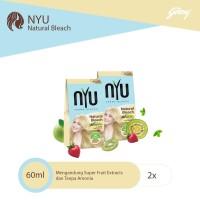 NYU NATURAL BLEACH - 2 pcs