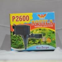 AQUILA Aquarium Liquid Filter P-2600