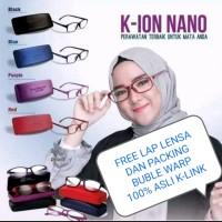 Kacamata K ION NANO Kacamata K ION NANO ORIGINAL KACAMATA TERAPI