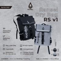 Rainsol Dry Bag RSv1| Ransel | Backpack | Tas Punggung 100% Waterproof