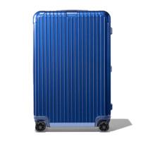 RIMOWA ESSENTIAL CHECK-IN L ( 85 L) BLUE GLOSS