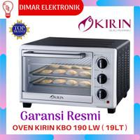 Oven Listrik Kirin KBO 190 LW 19 LITER
