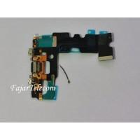 Fleksibel Charger Cas Mic Kabel Antena Iphone 7 7G A1660 a1778 a1779